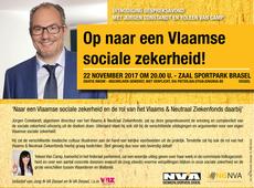 Gespreksavond Vlaamse sociale zekerheid